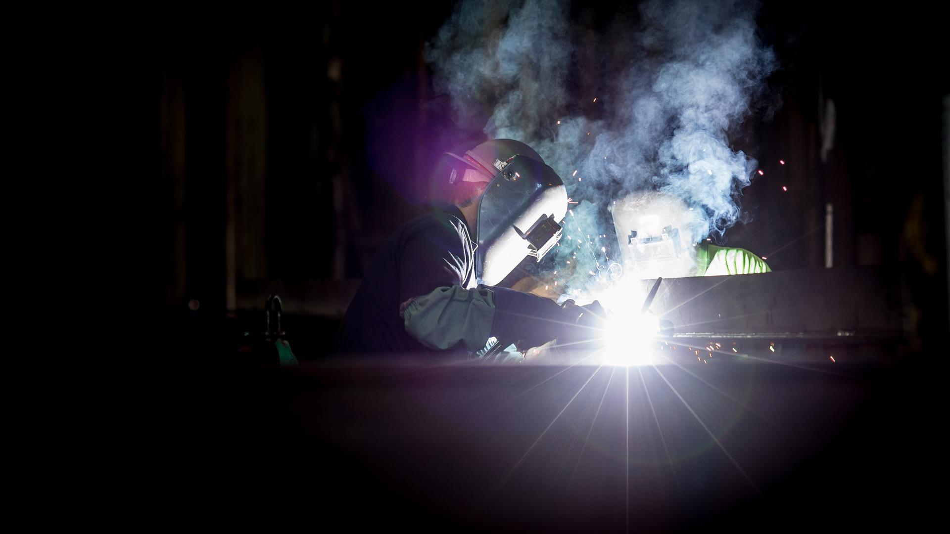 CRG Czech - welding